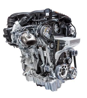 Gasoline motors